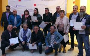 Quince 'grandes' donantes de Busturialdea
