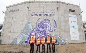 Siemens Gamesa almacena energía en las piedras