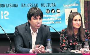 El Hamabi se presenta con el deseo de impulsar el euskera a través del fútbol