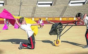 «Yo no soy Down, soy torero»