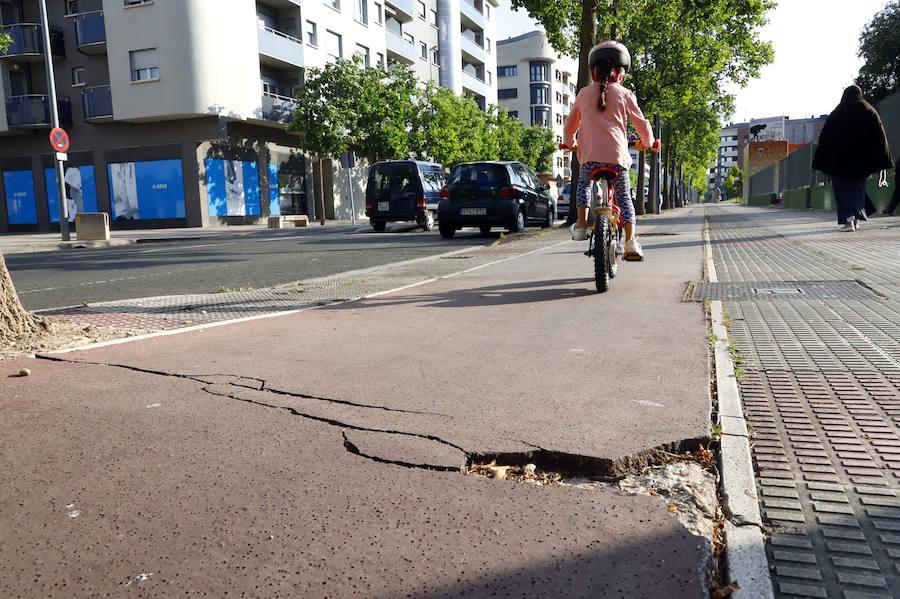 La llave de la movilidad sostenible, muy lejos de ser una realidad en Miranda