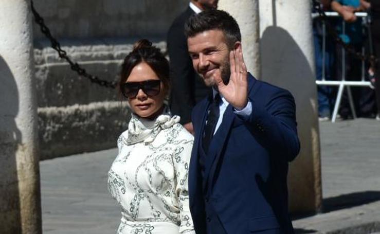 La boda de Sergio Ramos y Pilar Rubio, en imágenes