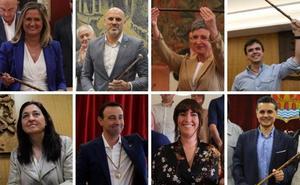 PNV y PSE sacan chispas al pacto en Bizkaia, mientras EH Bildu ensaya alianzas con Podemos