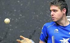 Iker Irribarria regresa al cuatro y medio, su asignatura pendiente