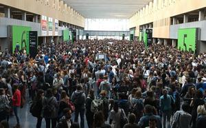 6.567 aspirantes a profesor abarrotan el BEC en la mayor OPE de Educación en 25 años
