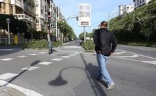 En estado crítico un hombre de 61 años agredido en San Sebastián