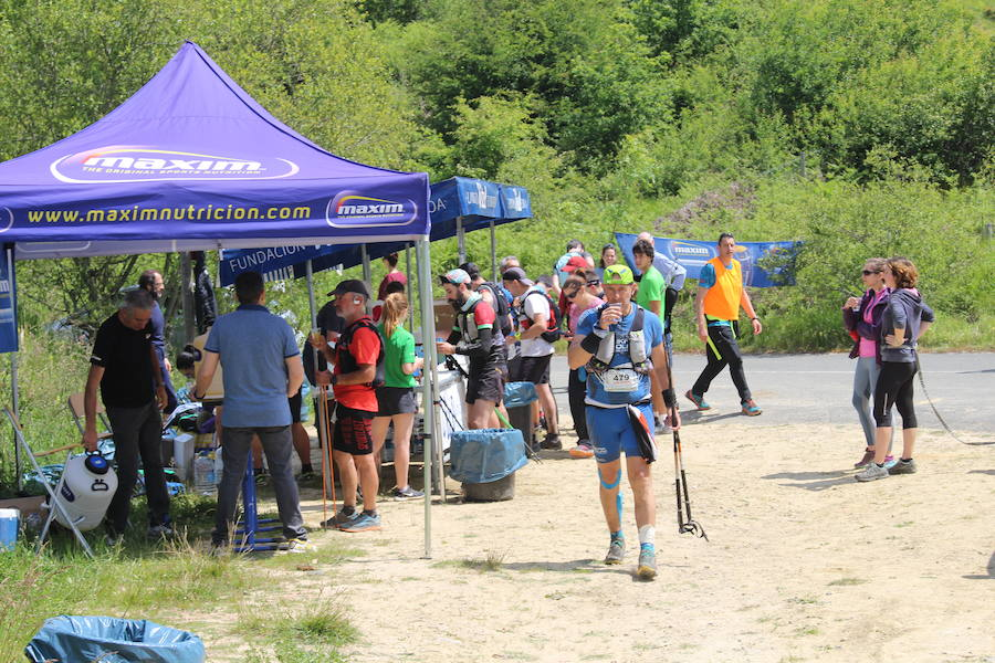 Más de 900 deportistas toman los Montes de Vitoria