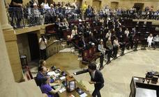 Constitución de la Casa de Juntas de Gernika
