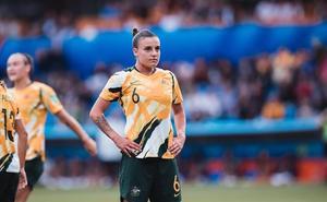 Chloe Logarzo, la 'Superwoman' al rescate de Australia