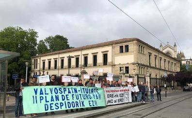 Valvospain propone retrasar el ERE hasta octubre, pero la huelga continúa