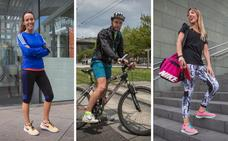 Lo más 'chic' de los vizcaínos para hacer deporte