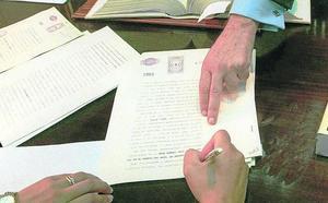 La nueva ley hipotecaria ahorrará al cliente a partir de hoy hasta 1.000 euros en gastos