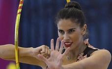 La medallista olímpica Lourdes Mohedano pasa del tapiz a los escenarios