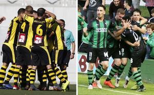 El Portugalete se medirá al Prat y el Sestao, al Marino de Luanco en la final del play-off