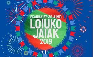 Programa de fiestas de Loiu 2019: San Pedro y Santa Lucia Jaiak
