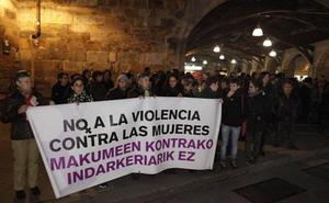 Los juzgados vascos registran una denuncia por violencia contra la mujer cada hora y media