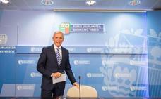 El Ejecutivo vasco considera «urgente» que Sánchez forme Gobierno