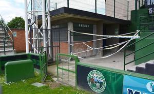 Sestao destina otros 81.700 para mejoras en el estadio de Las Llanas