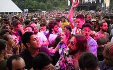 Aficionados de más de cien países vendrán al Bilbao BBK Live