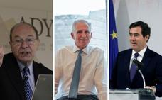 Ibon Areso, Juan Ignacio Vidarte y Antonio Garamendi, entre los seis nuevos cónsules de Bilbao