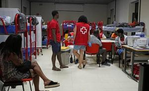 20.328 vizcaínos pobres recurrieron a la Cruz Roja el año pasado