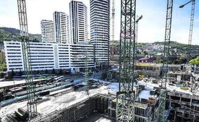El director de Bilbao Ría 2000 y constructores de Garellano declaran hoy en el juzgado