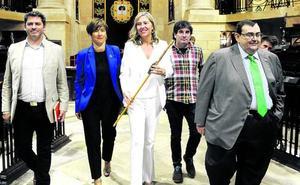 Arranca la legislatura de la igualdad en la Juntas de Bizkaia