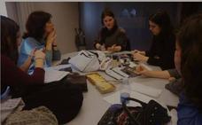 Raquel Calvo dirige un documental sobre la mujer en el Kurdistán sirio