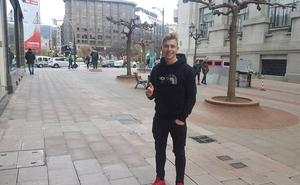 El Alavés se fija en Unai Rementeria, joven centrocampista del Portugalete
