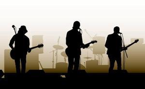 Delenda Est, Los Brazos eta The Amorettesen kontzertuak, Osteguna Rock Festivalean