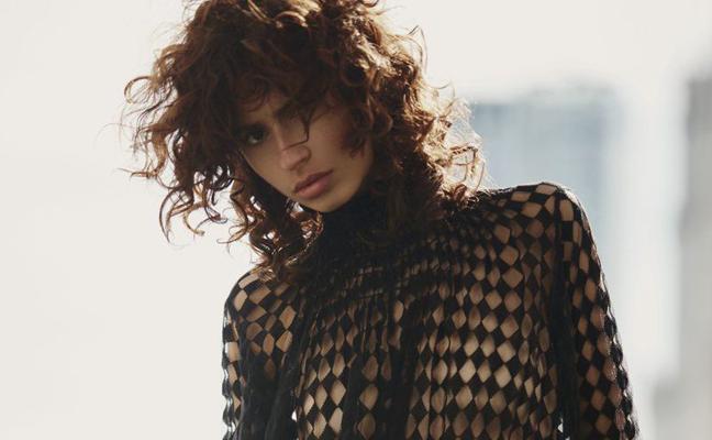 París y Nueva York se rinden al encanto de la modelo bilbaína Ana Arto