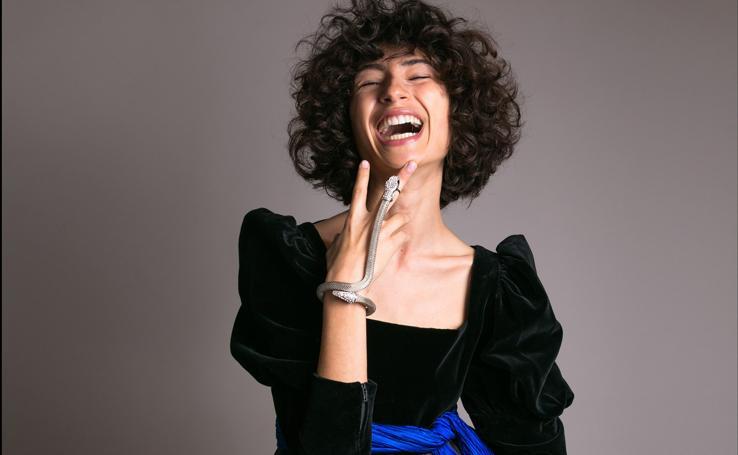 París y Nueva York se rinden a la modelo vasca Ana Arto