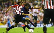 La vida deportiva de Luis Enrique, en imágenes