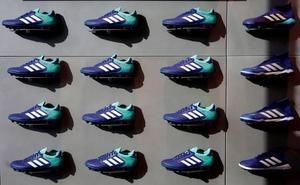La justicia anula el logo europeo de Adidas por no conformar un patrón