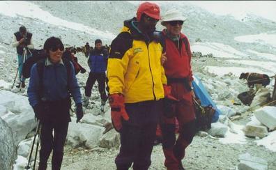 El milagro de Agustín, el alpinista bilbaíno que sobrevivió 55 horas a 8.000 metros y a 40 bajo cero