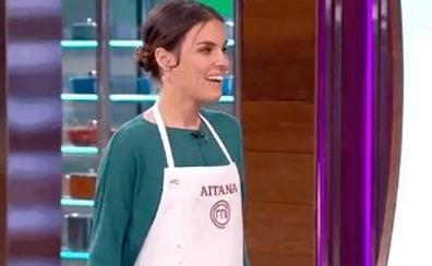 La vizcaína Aitana, a la final de 'Masterchef' tras la expulsión de Carlos