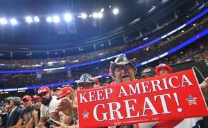 Trump lanza en Florida su campaña para las presidenciales de 2020