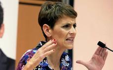 El PSN ofrece a Geroa Bai presidir el Parlamento pero sin EH Bildu en la Mesa
