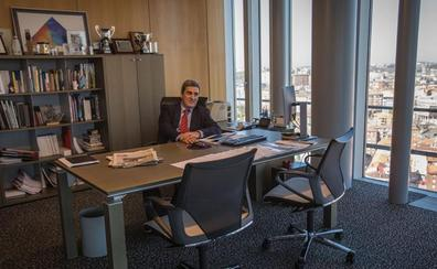 El despacho del director del BEC, en 360º