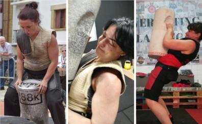 Las mujeres harrijasotzailes de Segovia, Salamanca y Madrid