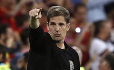 Robert Moreno, un estudioso del fútbol sin experiencia en los banquillos sustituye a Luis Enrique