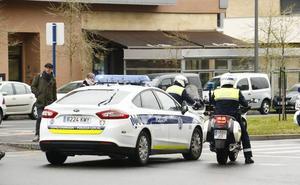 Detenida una mujer en Vitoria por agresión y quebranto de una orden de alejamiento