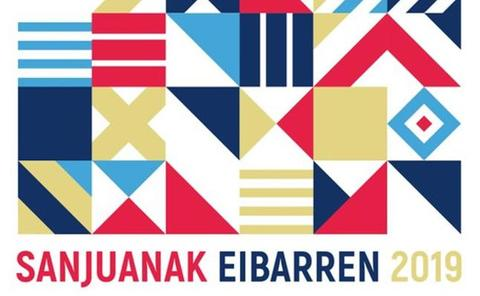 Programa de fiestas de Eibar 2019: San Juanak
