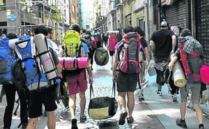 Los tribunales respaldan la regulación de los apartamentos turísticos aprobada en Bilbao