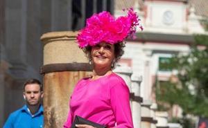 La sombrerera vasca que convirtió a Naty Abascal en el ejemplo de invitada perfecta