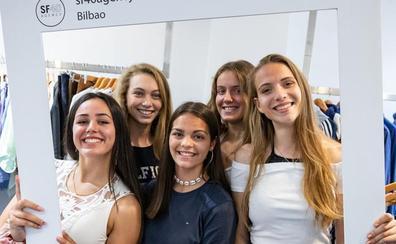 Así son los jóvenes candidatos a ser imagen de la firma bilbaína más 'vintage'