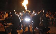 Lekeitio prepara una gran fiesta de fuego para celebrar el 30 aniversario de Kaleka