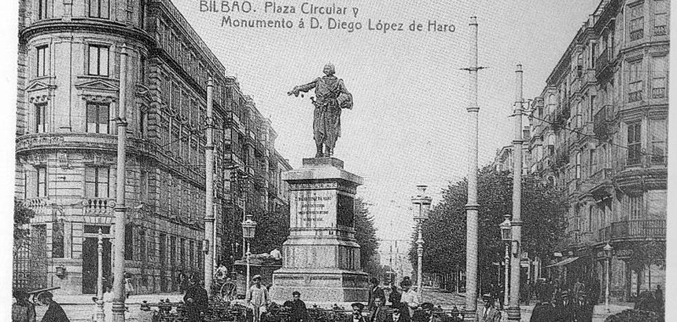 Así se celebró hace 119 años el sexto centenario de Bilbao