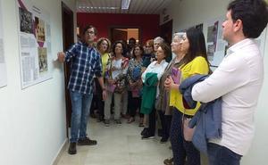 Una exposición ahonda en la historia de las huelgas de mujeres en Basauri