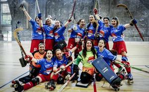 Vitoria se cita con el hockey femenino